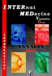 Collectif - Annales interégions 1998.