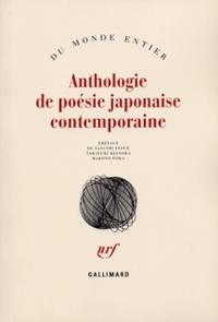 Galabria.be Anthologie de la poésie japonaise contemporaine Image