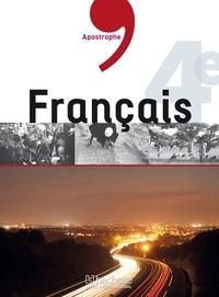 Collectif - Apostrophe - Français 4e HLI Elève.