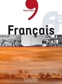 Collectif - Apostrophe - Française 6ème HLI Elève.
