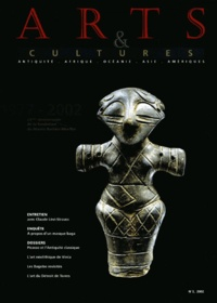 Galabria.be Arts et cultures N° 3/2002 : 1977-2002, 25ème anniversaire de la fondation du Musée Barbier-Mueller Image