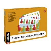 Coachingcorona.ch Atelier Acromaths des petits - Pour 4 enfants Image