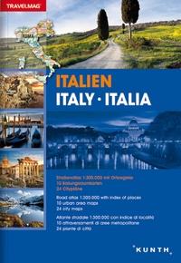 Collectif - Atlas Italie.