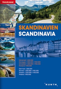 Collectif - Atlas Scandinavie.