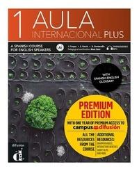 Collectif - Aula internacional Plus 1 - English Edition PREMIUM.