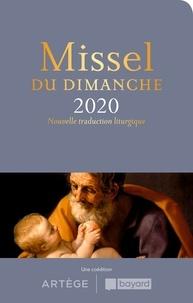 Collectif auteurs - Missel du dimanche 2020 avec supplément.