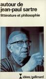 Collectif - Autour de Jean-Paul Sartre.