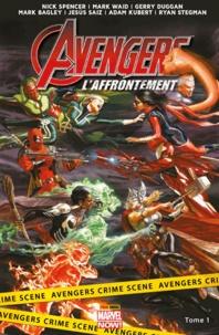 Collectif - Avengers : L'affrontement T01 - Bienvenue à Pleasant Hill.
