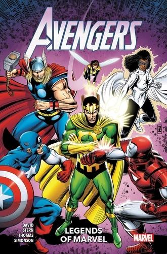 Avengers - 9782809492071 - 12,99 €