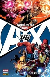 Collectif - Avengers vs X-Men - Conséquences - Conséquences.