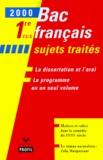 Collectif et Aude Lemeunier - Bac français 1e ES-S - Maîtres et valets dans la comédie du XVIIIe siècle ; Le roman naturaliste, Zola, Maupassant.