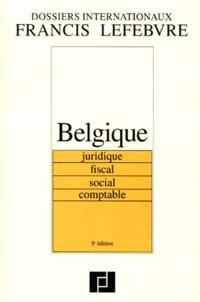 Deedr.fr BELGIQUE. Juridique, fiscal, social, comptable, 5ème édition 1998 Image