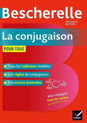 Collectif - Bescherelle La conjugaison pour tous.