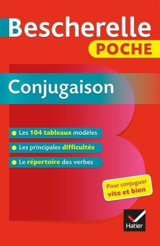 Collectif - Bescherelle poche Conjugaison - L'essentiel de la conjugaison française.
