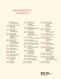 Collectif - Bis repetita placent.
