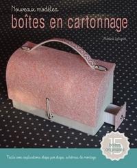Collectif - Boîtes en cartonnage nouveaux modèles.