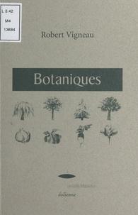 Collectif - BOTANIQUE.