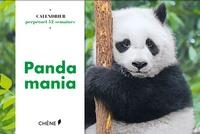 Collectif - Calendrier 52 semaines panda mania.