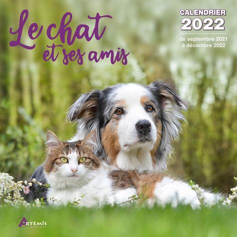 Calendrier Concours Chien De Troupeau 2022 Calendrier Le chat et ses amis 2022 PDF   cleankofibartedi2