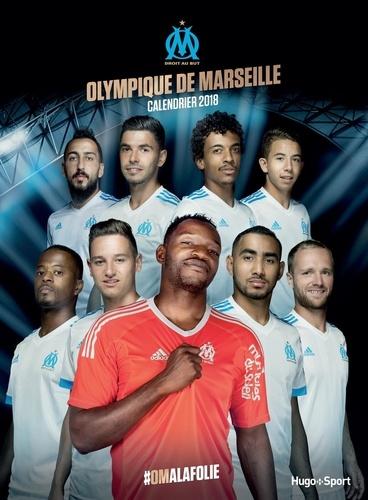 Collectif - Calendrier mural Olympique de Marseille.