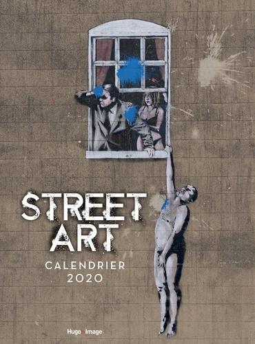 Calendrier Mural Grand Format.Calendrier Mural Street Art Grand Format