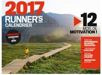Collectif - Calendrier Runner's World 2017.