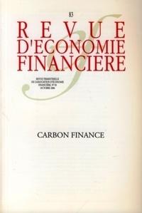 Collectif - Carbon finance - N° 83 - Octobre 2006 - Ouvrage en anglais.