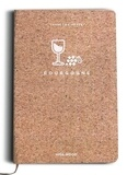 Collectif - Carnet de notes en liège Bourgogne.