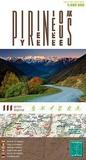 Collectif - Carte des Pyrénées - 1/400.000.