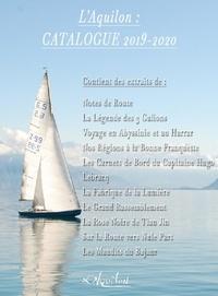 Collectif - Catalogue l'Aquilon : 2019-2020.