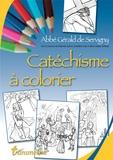 Collectif - Catéchisme à colorier.