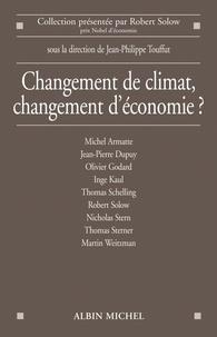 Collectif et  Collectif - Changement de climat, changement d'économie ?.