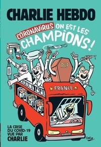 Collectif - Charlie Hebdo spécial Covid-19.