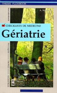 Collectif - Checklist gériatrie.