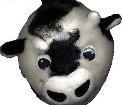 Collectif - Chloé la vache mange entre les repas.