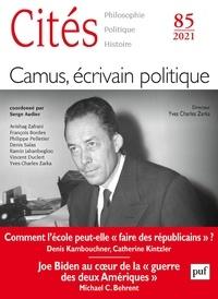 Collectif - Cités N° 85/2021 : Camus, écrivain politique.