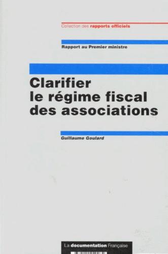 Collectif - Clarifier le régime fiscal des associations.
