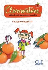 Collectif et Isabel Rubio - Clémentine niveau 2 - CD audio.
