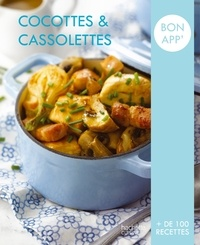 Collectif - Cocottes et cassolettes - Bon app'.