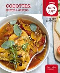 Collectif - Cocottes, mijotés et gratins - Maxi Bon app'.