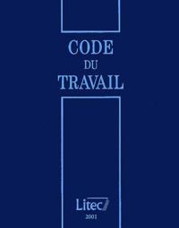 Histoiresdenlire.be Code du travail 2001. 17ème édition Image