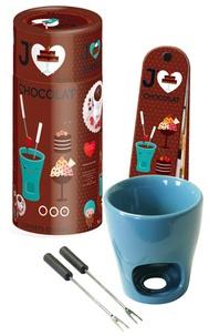 Coffret cuisine Jaime le chocolat - Contient : 1 set à fondue au chocolat, 2 piques à fondue.pdf