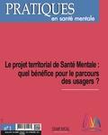 Collectif Collectif - PSM 1-2018. Le projet territorial de Santé Mentale.