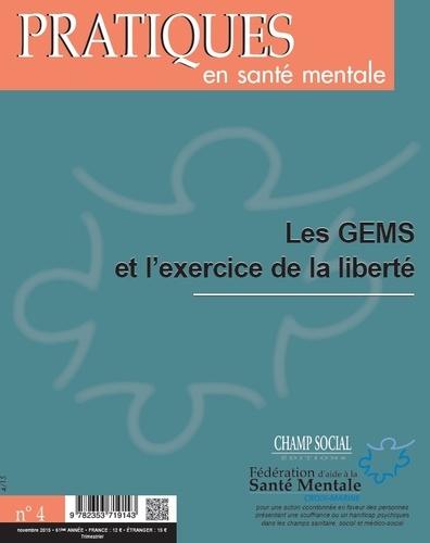 PSM 4-2015. Les GEMS et l'exercice de la liberté