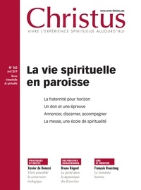 Collectif Collectif - Revue Christus - La vie spirituelle dans les paroisses.