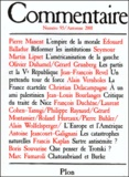 Collectif - Commentaire N° 95 Automne 2001.