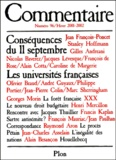 Collectif - Commentaire N° 96/Hiver 2001-2002.