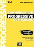Collectif - Communication progressive débutant. 1 CD audio MP3