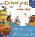 Collectif - Comptines à chanter - Tome 2. 1 CD audio
