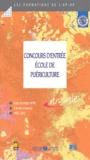 Collectif - Concours d'entrée Ecole de puériculture. - Epreuves de sélection 1998-2000.